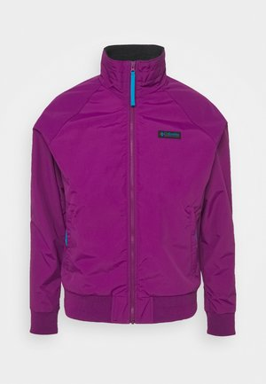 FALMOUTH JACKET - Outdoorjas - plum
