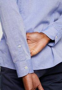 CELIO - NAPINPOINT - Shirt - horizon blue - 3