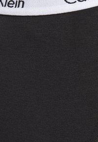Calvin Klein Underwear - THONG 3 PACK - Tanga - blue/sandrose/black - 7