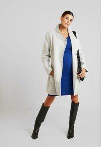 MAMALICIOUS - MLLARISSA DRESS - Vestido ligero - mazarine blue - 2