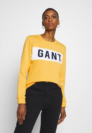 Sweatshirt - mimosa yellow
