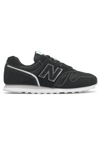 New Balance - Baskets basses - black/white - 3