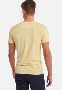 Shiwi - TEE SLUB - T-shirt basique - miami lemon - 2