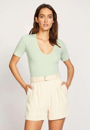 Basic T-shirt - nq celadon