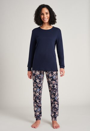 Pyžamo - dunkelblau