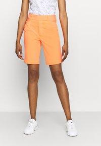 Nike Golf - DRY ACE - Sportovní kraťasy - bright mango - 0