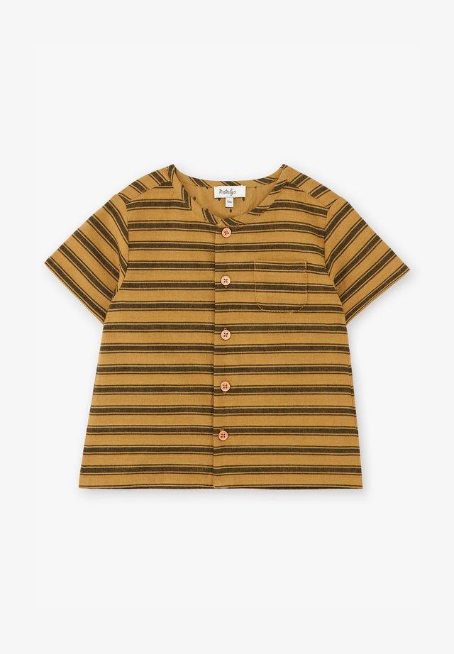 Overhemd - bronze