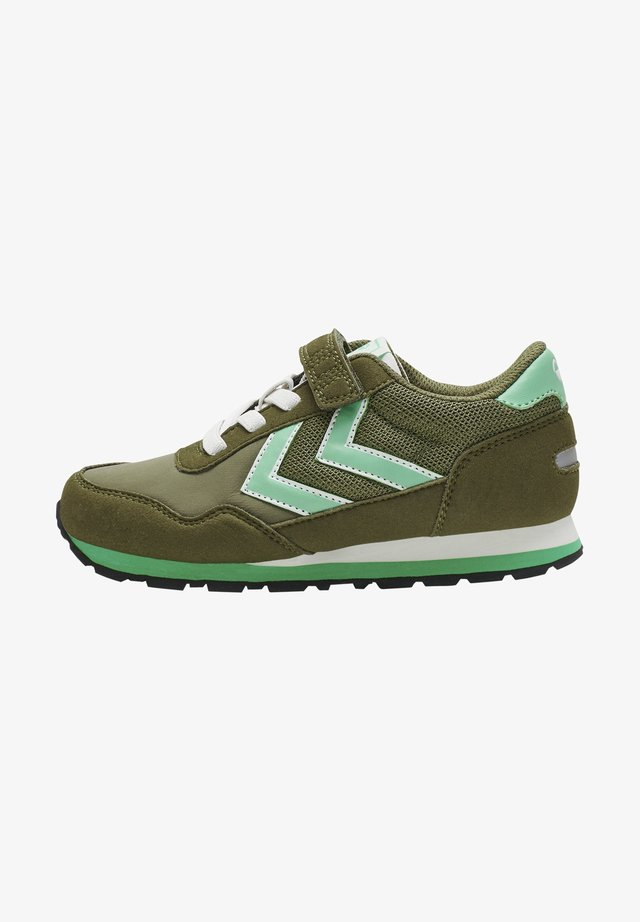 REFLEX JR UNISEX - Sneakers laag - military olive