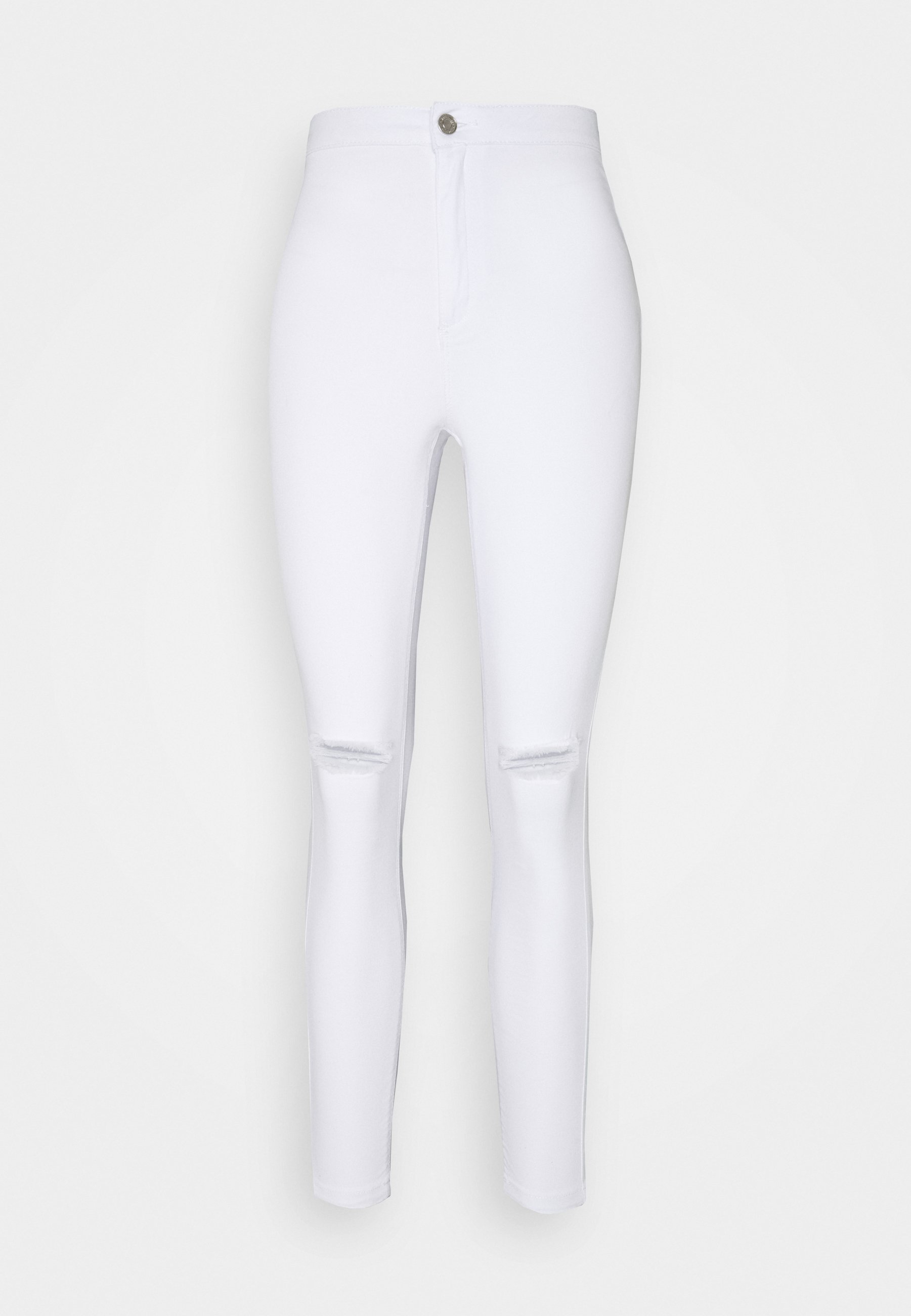 Donna VICE HIGHWAISTED SLASH KNEE - Jeans Skinny Fit
