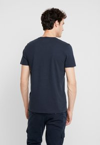 Abercrombie & Fitch - POP ICON NEUTRAL  - Basic T-shirt - navy - 2