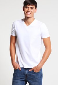 HUGO - 2 PACK - T-Shirt basic - white - 1
