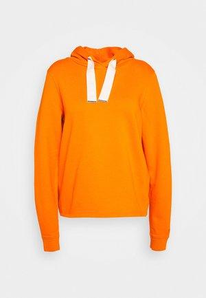 Jersey con capucha - sunbaked orange