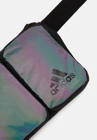 adidas Performance - SLIM TRAINING SPORTS WAISTBAG UNISEX - Across body bag - black - 4