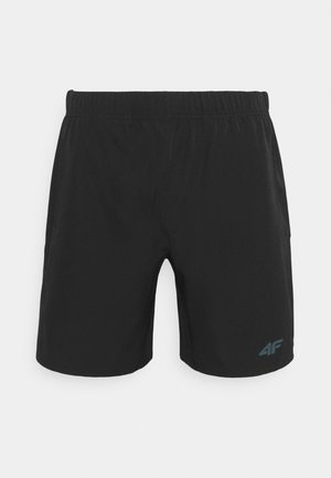 HERREN FULGENZIO - Sports shorts - black