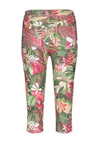 Gerry Weber - Shorts - pink/grün/beige - 4