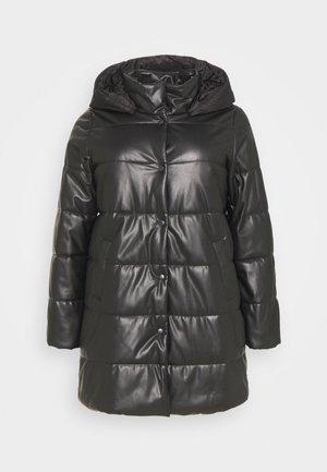 PASCAL - Winter coat - black