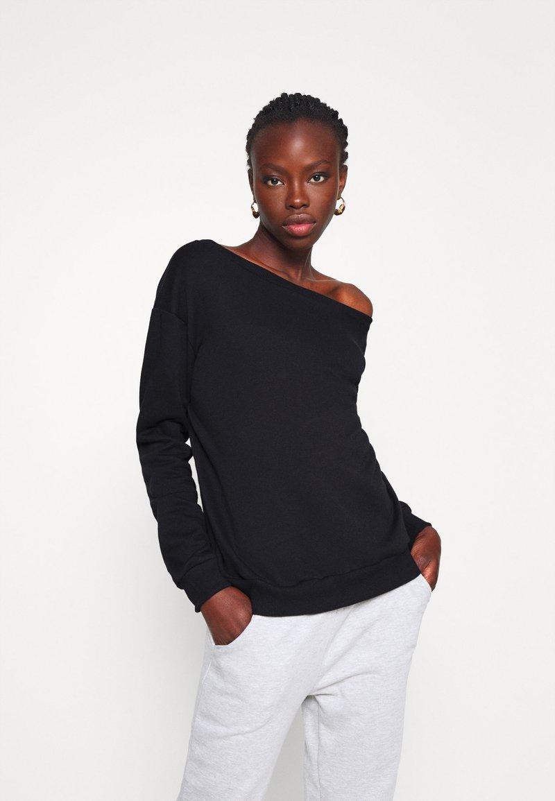 Even&Odd Tall - Mikina - black