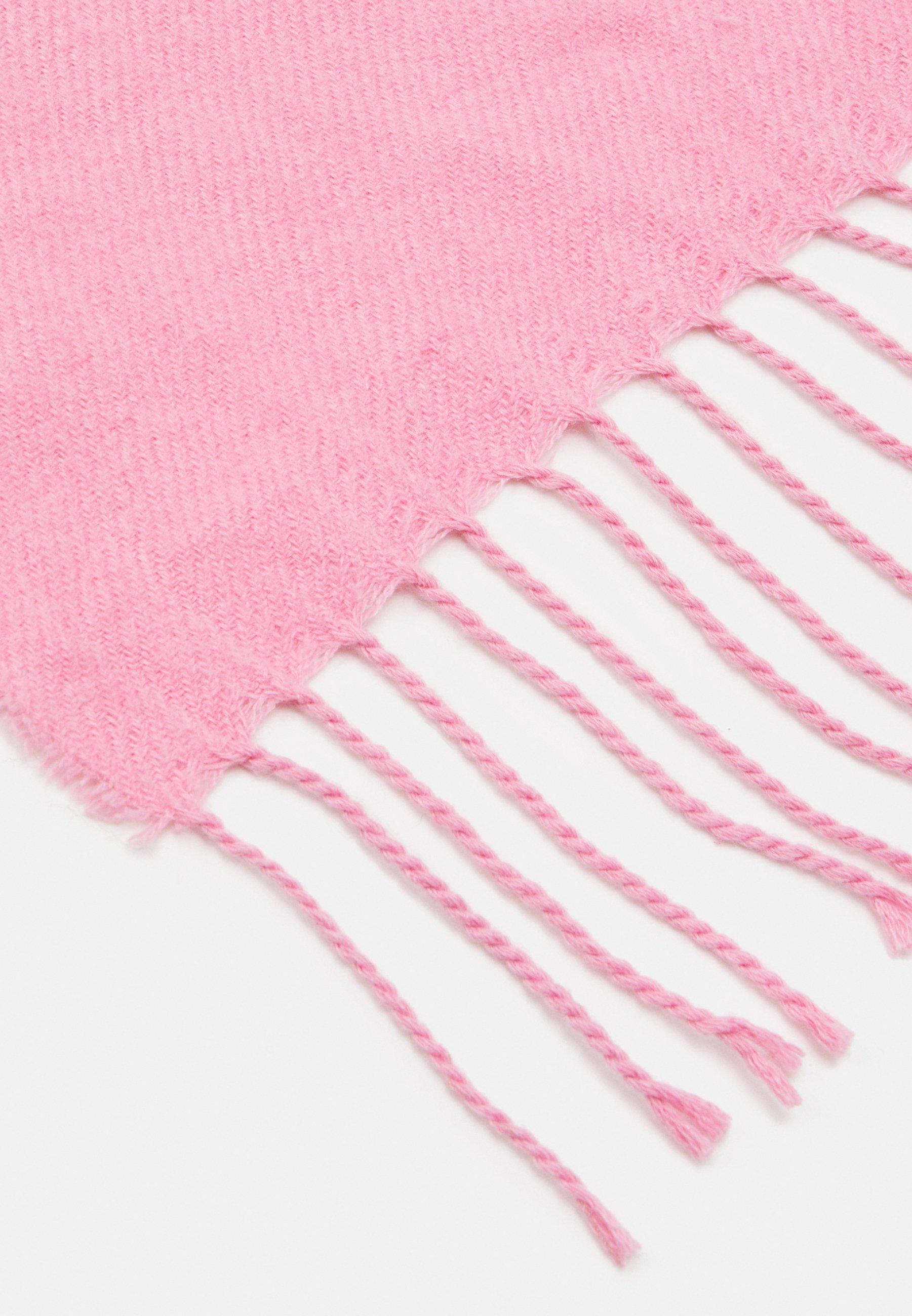 Monki GRETA SCARF - Sjal - pink/rosa sN4j96BznFSY3u7