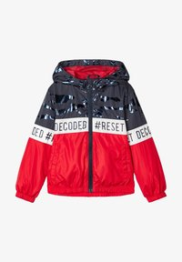 Name it - NMMMILO JACKET CAMP - Jas - high risk red - 0