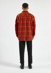 PULL&BEAR - Koszula - orange - 4