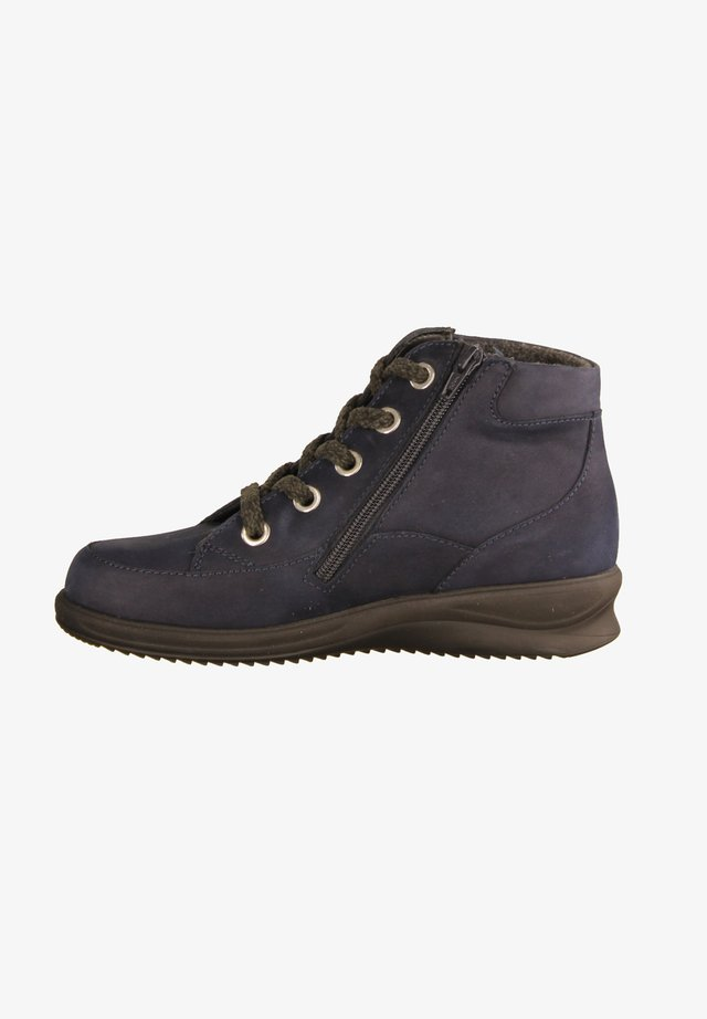 Lace-up ankle boots - atlantic