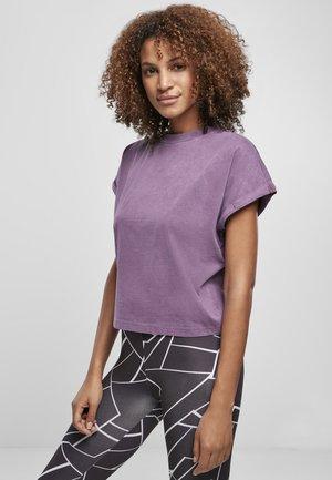 Basic T-shirt - duskviolet