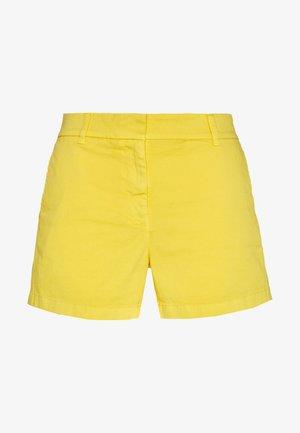 Shorts - vivid lemon