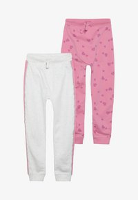 mothercare - JOGGER 2 PACK - Träningsbyxor - pink - 3