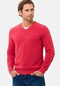 BRAX - Pullover - red - 0