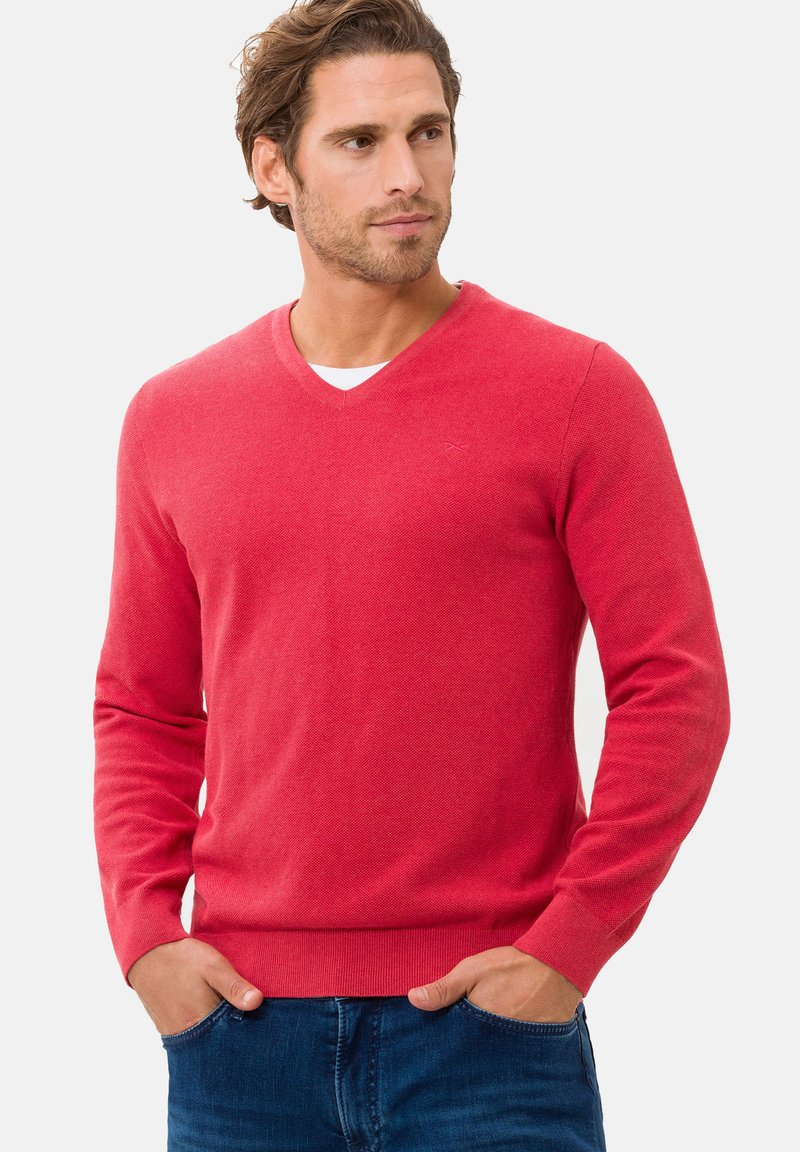 BRAX - Pullover - red