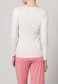Schiesser - Pyjama top - white - 2