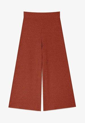 CULOTTE  - Teplákové kalhoty - bordeaux
