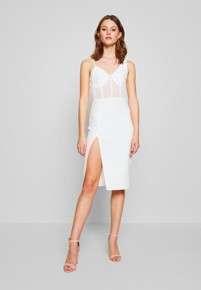 ROSALIE - Koktejlové šaty/ šaty na párty - white