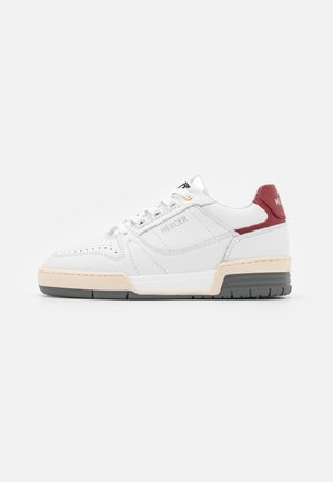 THE 89 - Sneakers laag - white/burgundy