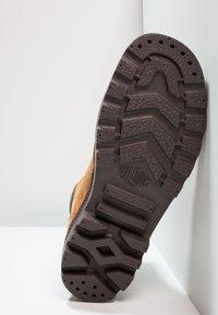 Palladium - PAMPA SPORT CUFF WATERPROOF LUX - Lace-up ankle boots - sunrise/carafe - 4