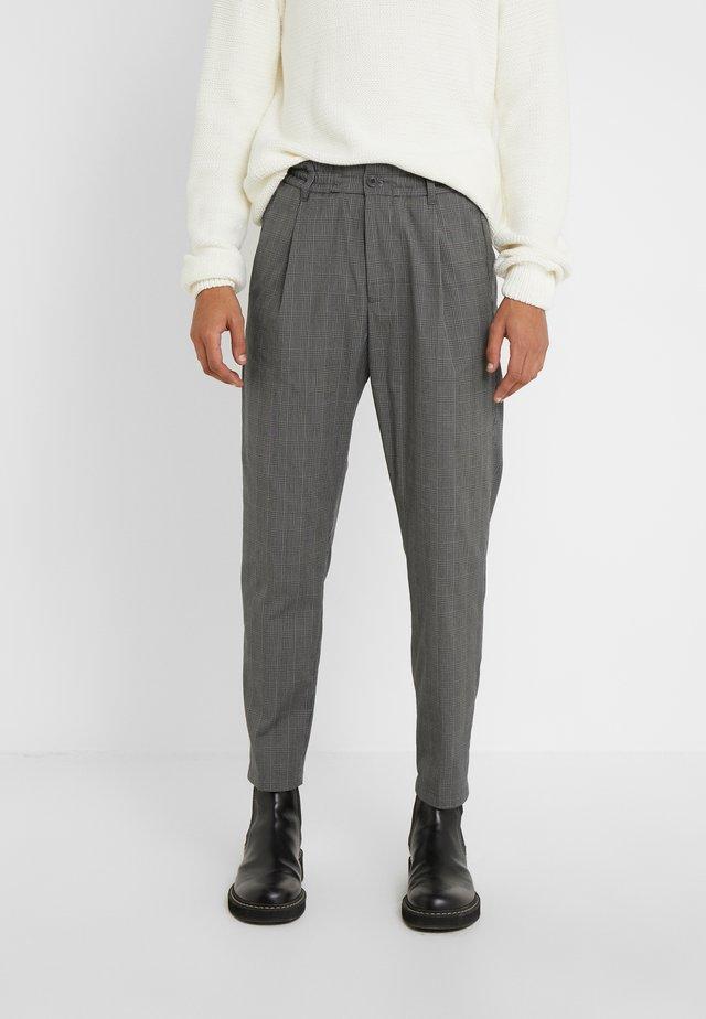 CHASY - Pantaloni - dark grey