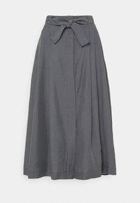 Filippa K - ALVINA SKIRT - A-line skirt - metal - 0