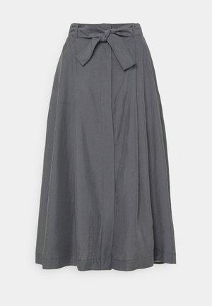 ALVINA SKIRT - A-line skirt - metal
