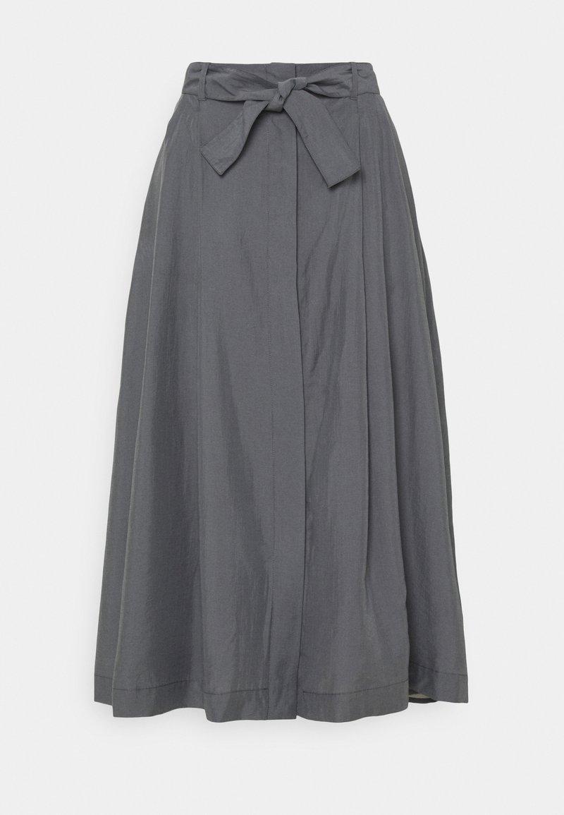 Filippa K - ALVINA SKIRT - A-line skirt - metal