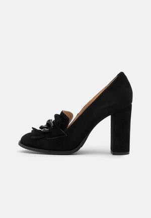 SLFMEL - Zapatos altos - black