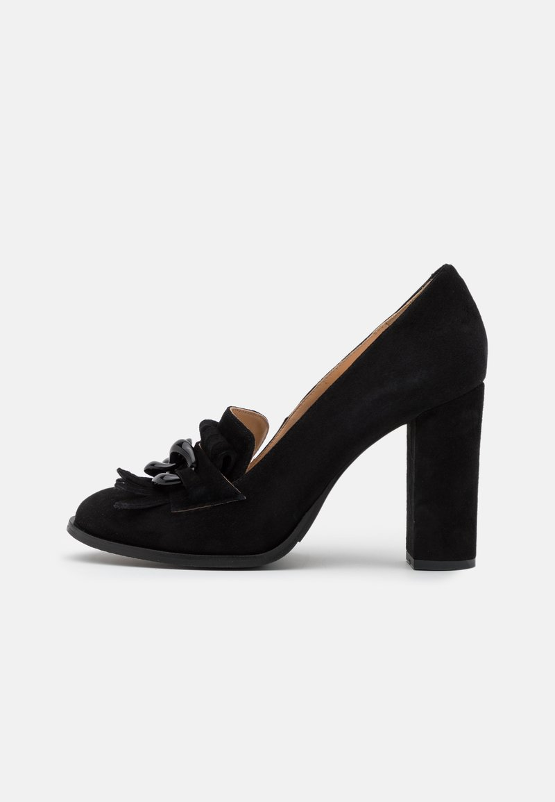 Selected Femme - SLFMEL - Korolliset avokkaat - black