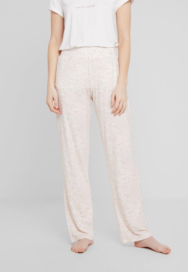 NATURE LOVE SLEEP - Pyžamový spodní díl - pastel
