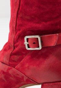 A.S.98 - Laarzen met hoge hak - blood - 2
