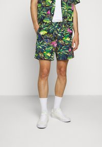 Polo Ralph Lauren - CLASSIC FIT PREPSTER - Short - flamingo  print - 2