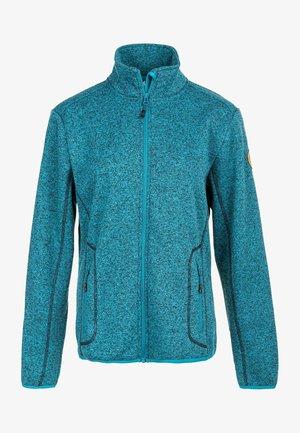 SAMANI W  - Fleece jacket - bluebird