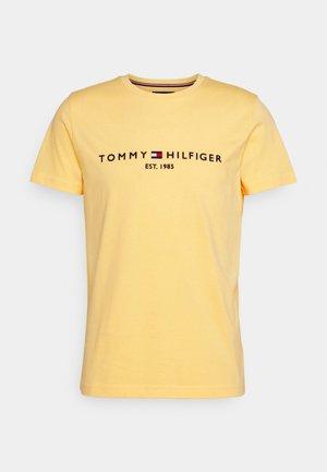 LOGO TEE - Print T-shirt - morning glow