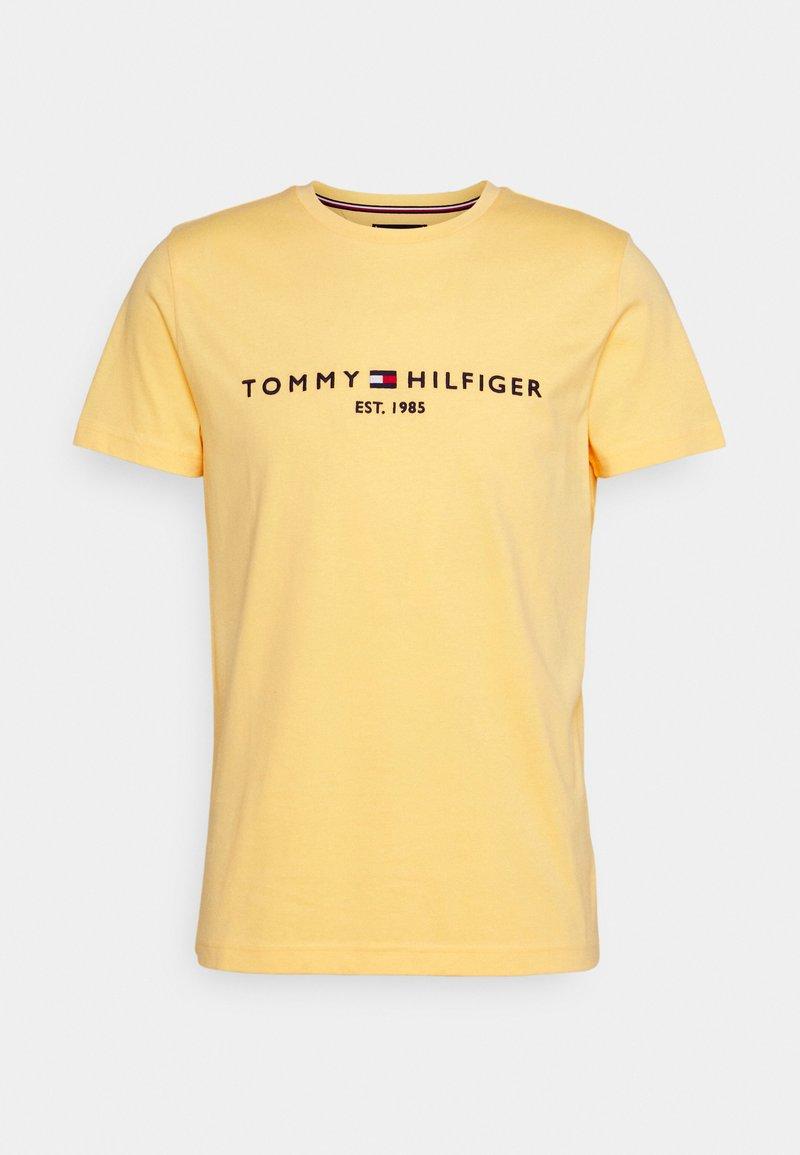 Tommy Hilfiger - LOGO TEE - Printtipaita - morning glow