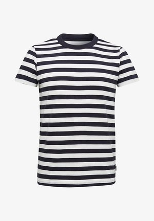 FASHION  - Print T-shirt - navy