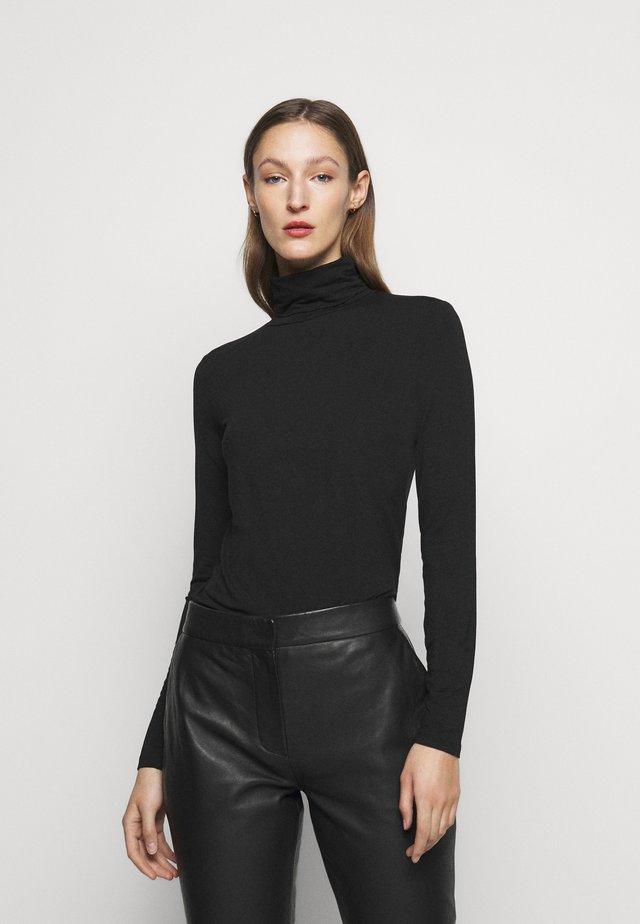 MULTIF - Langarmshirt - schwarz