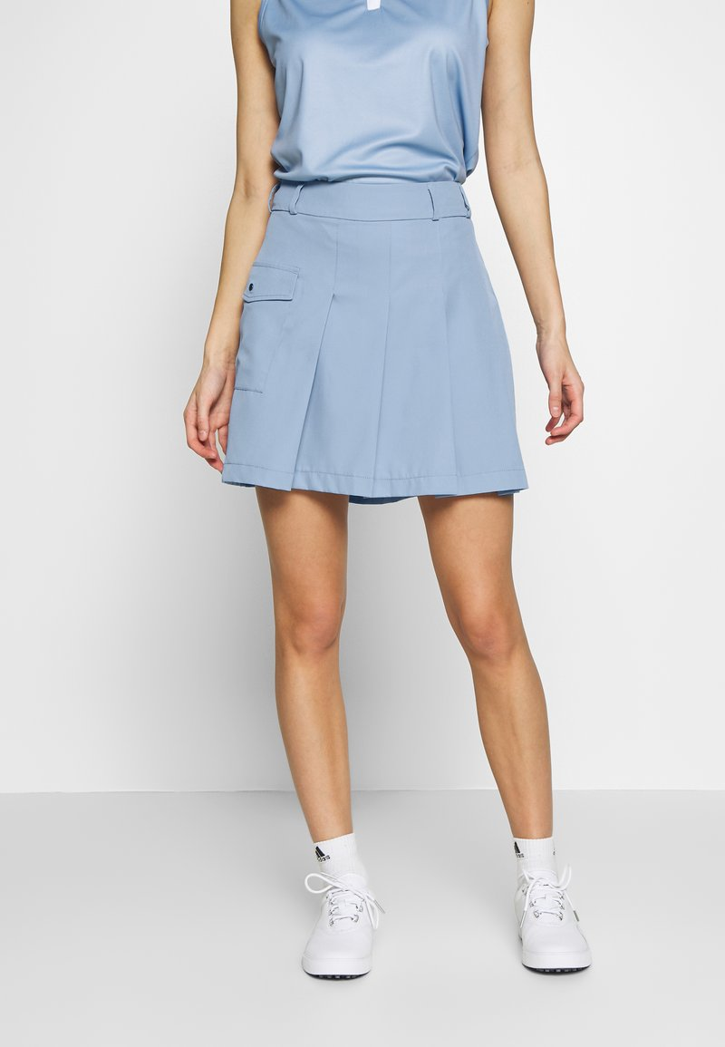 Cross Sportswear - PLEAT SKORT - Sports skirt - forever blue